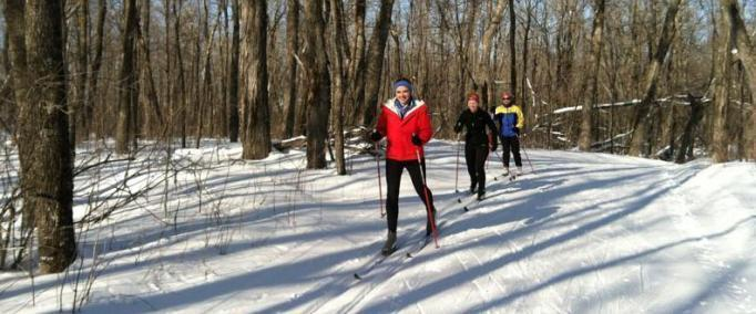 Sugarbush Trail Cross-Country Skiing