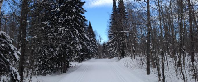 Onion River Ski Trail